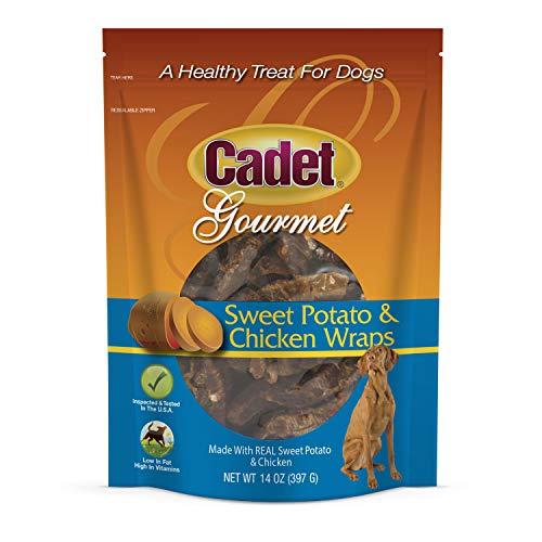Cadet Chicken & Sweet Potato Dog Treats, 14 Oz ()