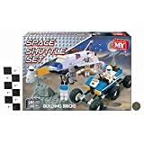 M.Y Space Shuttle Set Building Blocks Bricks Compatible with most brands