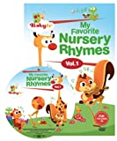 Baby TV DVD My Favorite Nursery Rhymes Volume 1