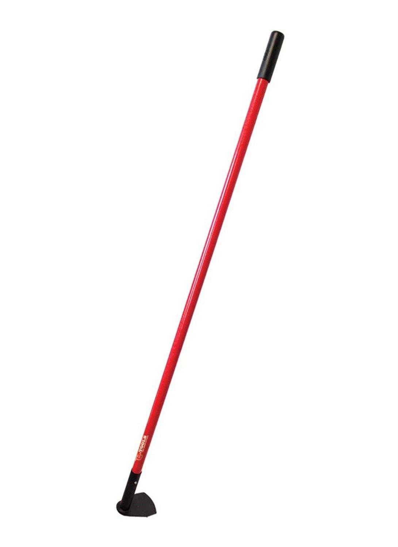 Bully Tools 92414 7-Gauge Field Hoe with Fiberglass Handle, 4-Inch