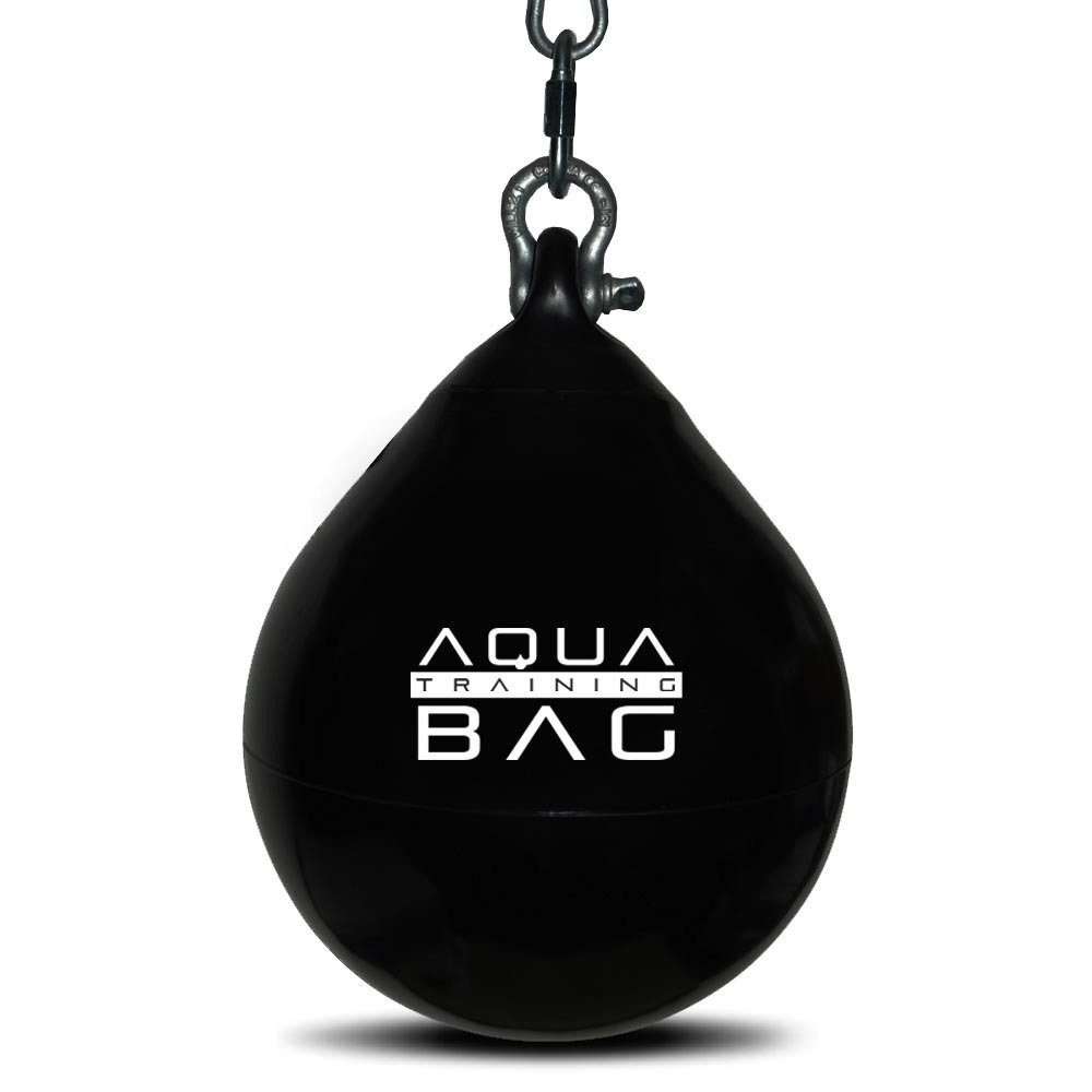 'Aqua Head Hunter 12 Entrenamiento Bag, negro Aqua Punch Bags