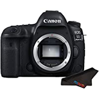 Canon EOS 5D Mark IV DSLR Camera (Body Only) + Pixibytes Exclusive Microfiber Cleaning Cloth