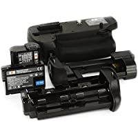 DSTE Pro MB-D15 Vertical Battery Grip + 2x EN-EL15 For Nikon D7100 D7200 SLR Digital Camera
