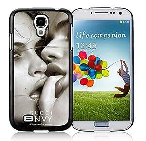 Fahionable Custom Designed Samsung Galaxy S4 I9500 i337 M919 i545 r970 l720 Cover Case With Gucci 28 Black Phone Case