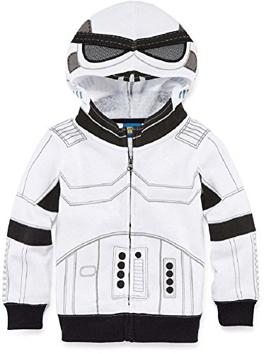 Star Wars Little Boysu0027 Toddler Stormtrooper Costume Hoodie (5T)  sc 1 st  Importitall & Star Wars Little Boysu0027 Toddler Stormtrooper Costume Hoodie - Import ...