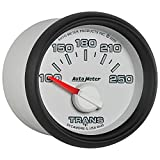"Auto Meter 8549 2-1/16"" Factory Match Trans Tempreature Gauge"