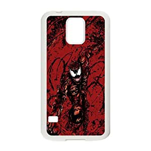 Carnage Samsung Galaxy S5 Cell Phone Case White gift pp001_9416183