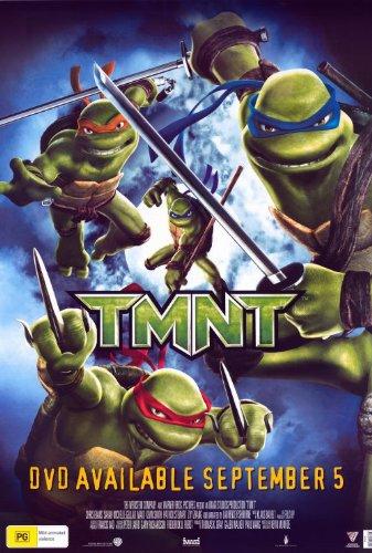 Amazon.com: Teenage Mutant Ninja Turtles Movie Poster (27 x ...