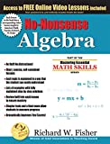 #9: No-Nonsense Algebra: Part of the Mastering Essential Math Skills Series