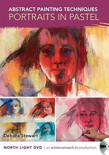 Abstract Painting Techniques - Portraits in Pastel