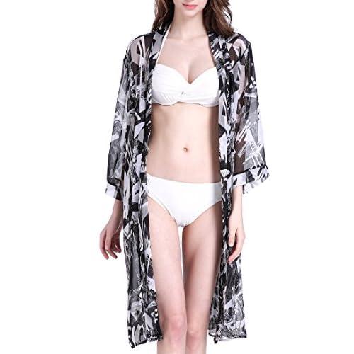 d7de15c441 50%OFF CAKYE Womens Swimsuit Cover Up Bathing Suits Bikini Beach Wear  Sarong Wrap