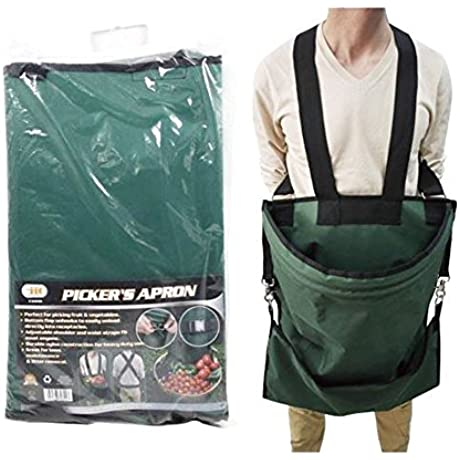 IIT 30890 Large Pouch Fruit Vegetable Harvest Picking Apron