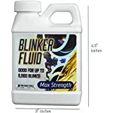 Blinker Fluid-HAND HELD VERSION-Hilarious Gag Gift-Stocking Stuffer-Car Prank-8 oz Bottle