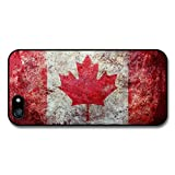 Canadian Maple Leaf Flag of Canada case for iPhone 5 5S