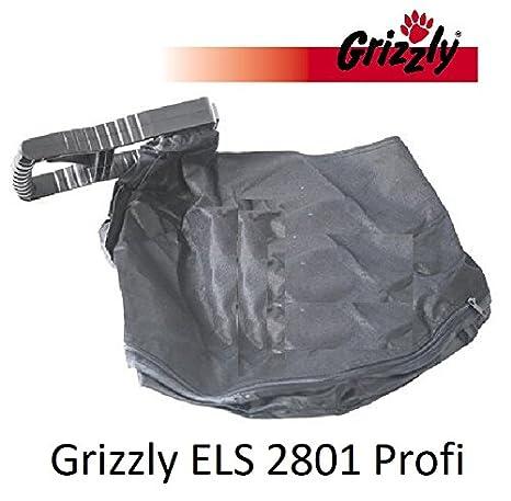 Grizzly aspirador soplador con soporte de la bolsa Grizzly ...