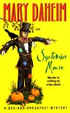 img - for September Mourn: A Bed-and-Breakfast Mystery book / textbook / text book