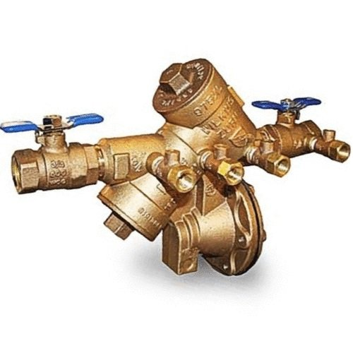 Wilkins 3/4'' 975XL Reduced Pressure Backflow Preventer by Wilkins
