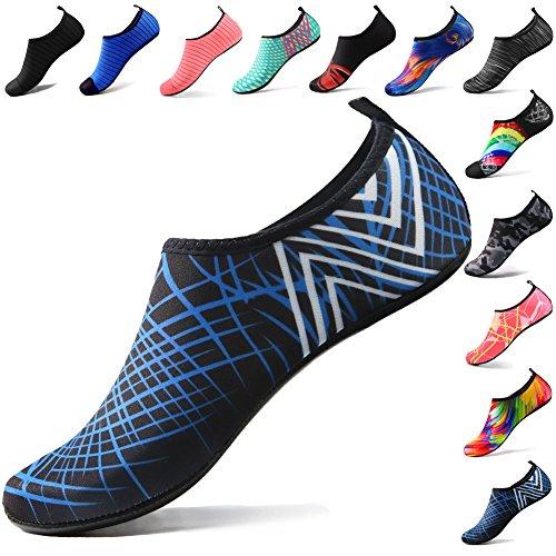 Men Barefoot Beach STEELEMENT Socks for Swim Shoes Women Surfing Shoes Shoes Water Yoga Shoes Ws05 Aqua qrXxwO0BX