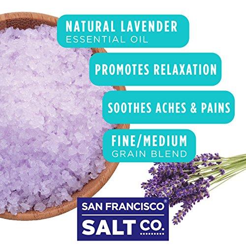 Sleep Lavender Bath Salts 2lbs Luxury Bag