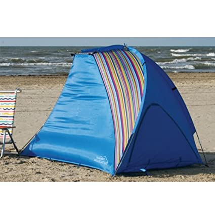 Extra Large Beach Cabana Tent Beach Tent Beach Blanket with Shade Tent (8.5 x 5  sc 1 st  Amazon.com : large beach tent - memphite.com