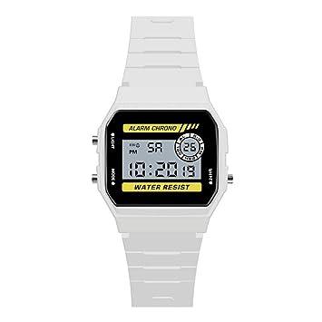 Amazon.com: Layopo - Reloj digital unisex de HONHX ...