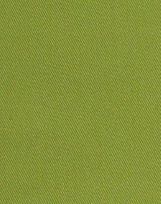 Organic Fabric Twill - Organic Cotton Twill Fabric - Avocado - By the Yard