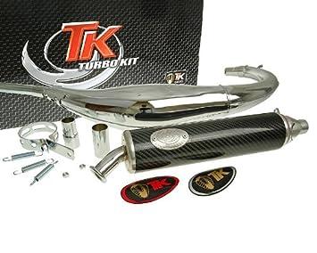 Turbo Kit - Escape Turbo Kit Camino Rq Chrome - Rx50 Mh
