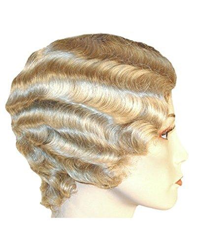 Lacey Wigs Adult Fingerwave Short Wig MD Chestnut -
