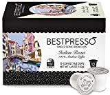 Bestpresso Coffee, Italian Roast Single Serve K-Cup, 72 Count (Compatible with 2.0 Keurig Brewers) 6 packs of 12 cups Review