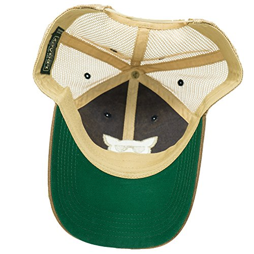 081411b551642 Islanders Mossy Oak Treestand Pig Face Trucker Hat