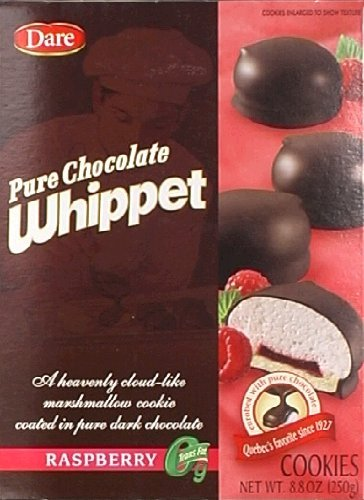 - Dare Cookie Whippet Raspberry, 8.8 oz (Pack of 4)