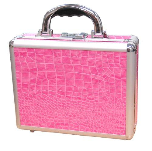 Alumitech Case - T.Z. Case International Pro-Tech Single Pistol Case, Pink, 11.5-Inch