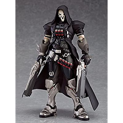 Good Smile Overwatch: Reaper Figma Action Figure: Toys & Games