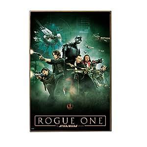 Amazon Com Star Wars Silver Buffalo Sy0536 Rogue One