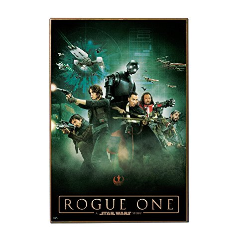 star-wars-silver-buffalo-sy0536-rogue-one-official-movie-poster-13-x-19-mdf-wood-wall-decor