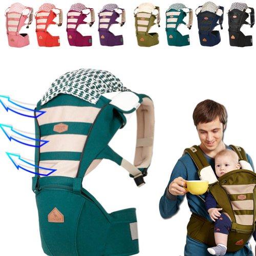 I Angel Hipseat Hipseat Carrier Mesh 8 Colors Ergonomic Design