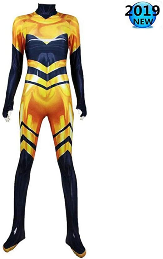 Queen Bee Magic Ladybug Cosplay Disfraz Spandex Cosplay Medias ...