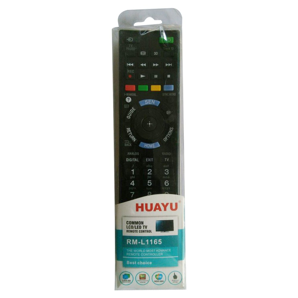 Huayu RM-l1165 TV Remote Controller (For..