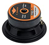 Cadence PXM6X4 6.5'' Pro Audio Mid Range 100W RMS 4Ω
