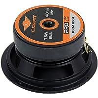 Cadence PXM6X4 6.5 Pro Audio Mid Range 100W RMS 4Ω