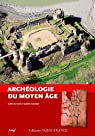 Archéologie du moyen âge par Burnouf