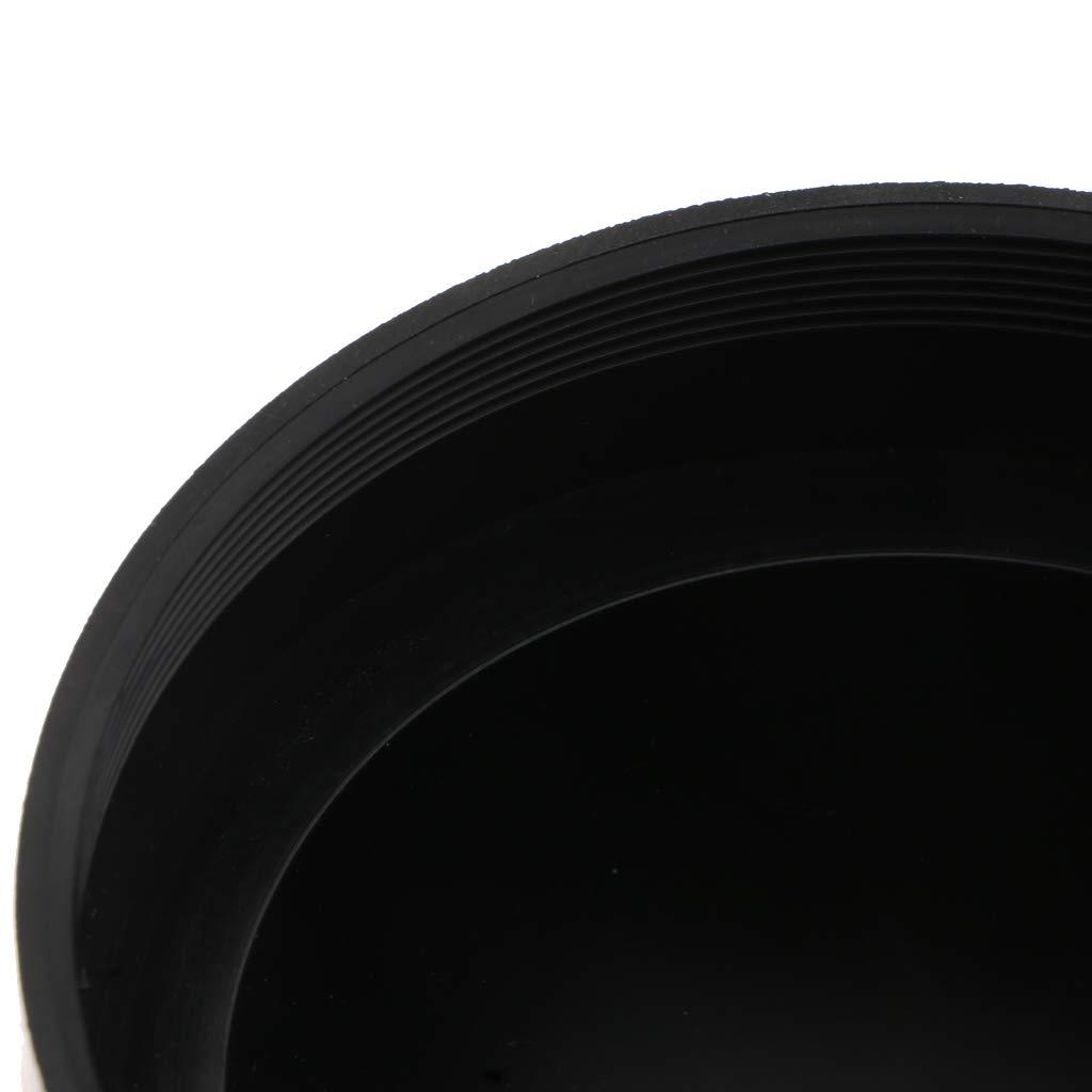 Sharplace Copertura Antipolvere Fari Auto 95x65mm Tappo Polvere Universale per Lampadine di Faro dellautomobile Nero