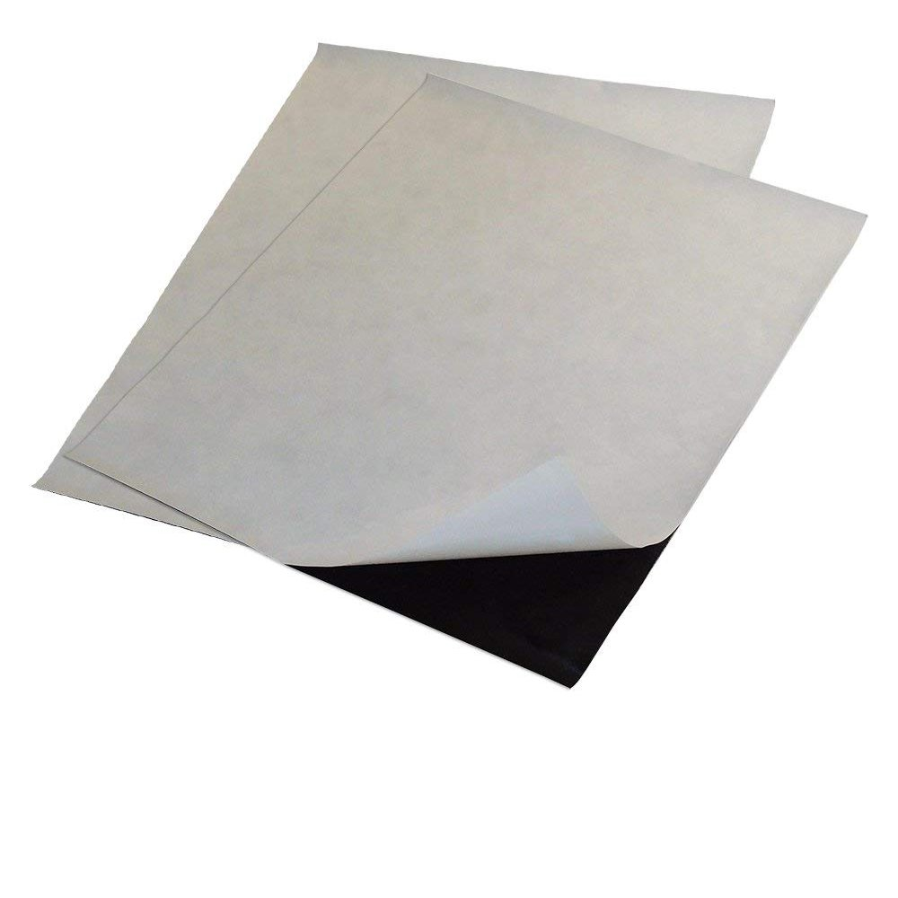 "2 Magnetic Vent Cover Sheets, 10""x12"" - Block Cold Air Drafts - Cut To Any Size."