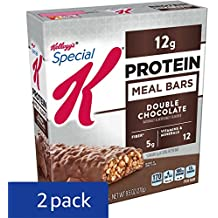 Special K Protein Meal Bar, Double Chocolate (1.59-Ounce), 8-Count Bars (Pack of 2)