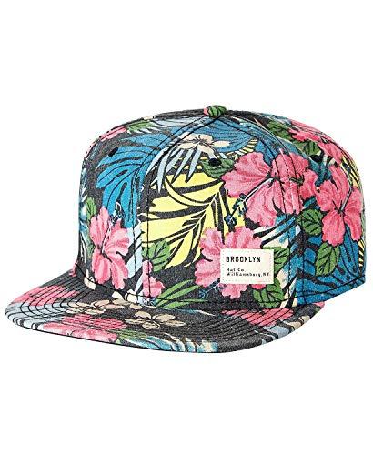 49ff0ac9ada Brooklyn Hat Co. Men s Hawaiian Printed Cap Blue - One Size