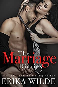 THE MARRIAGE DIARIES by [Wilde, Erika]