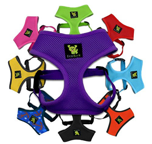 dog mesh harness large - 9