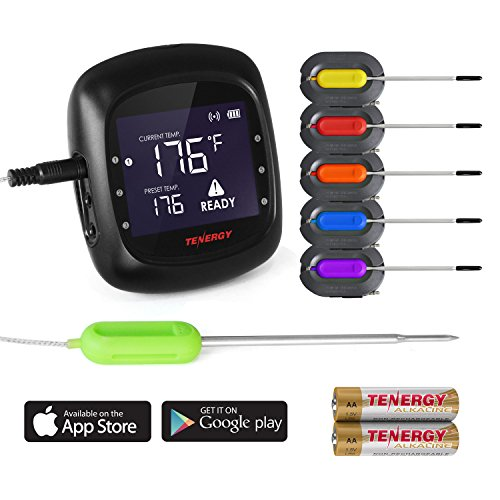 fridge temperature gauge wireless - 6
