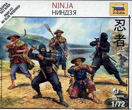 Ninja 1/72 Zvezda 6406