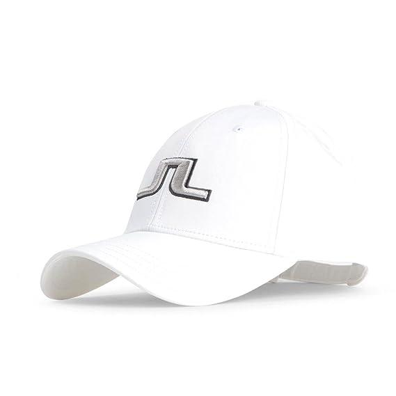 b8270173115 Amazon.com   J.Lindeberg Golf Caps (Banji Flexi Twill Cap